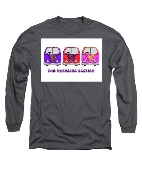 The Swinging Sixties Long Sleeve T-Shirt
