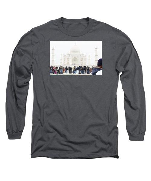 The Taj Long Sleeve T-Shirt by Eesha Reddy