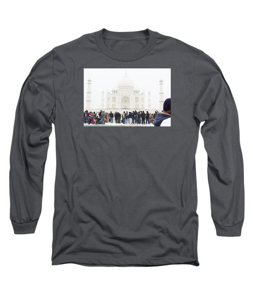 The Taj Long Sleeve T-Shirt