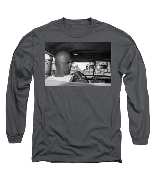 From The Taxi Long Sleeve T-Shirt