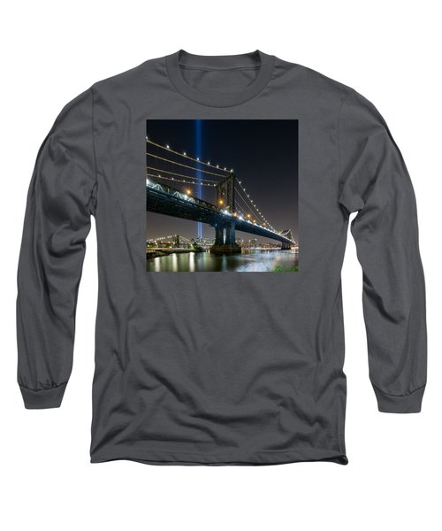 Long Sleeve T-Shirt featuring the photograph The Test  by Anthony Fields