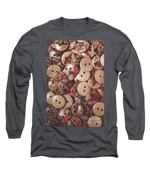 The Textile Pile Long Sleeve T-Shirt