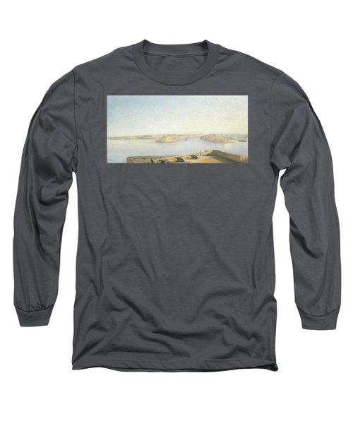 The Three Cities Long Sleeve T-Shirt
