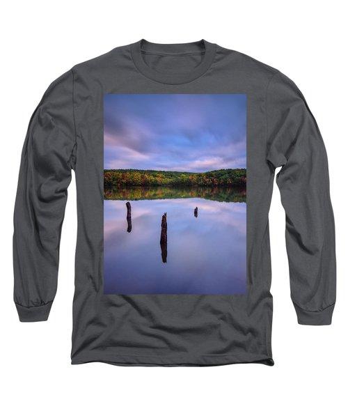 The Three Long Sleeve T-Shirt