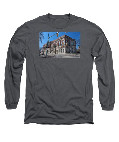 Long Sleeve T-Shirt featuring the photograph The Toledo Club by Michiale Schneider