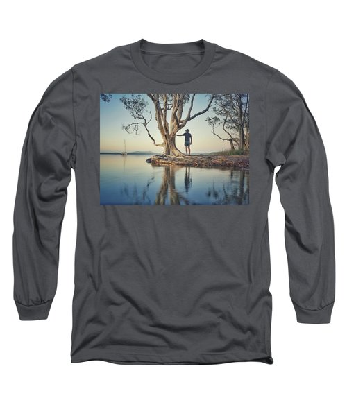The Tree And Me Long Sleeve T-Shirt