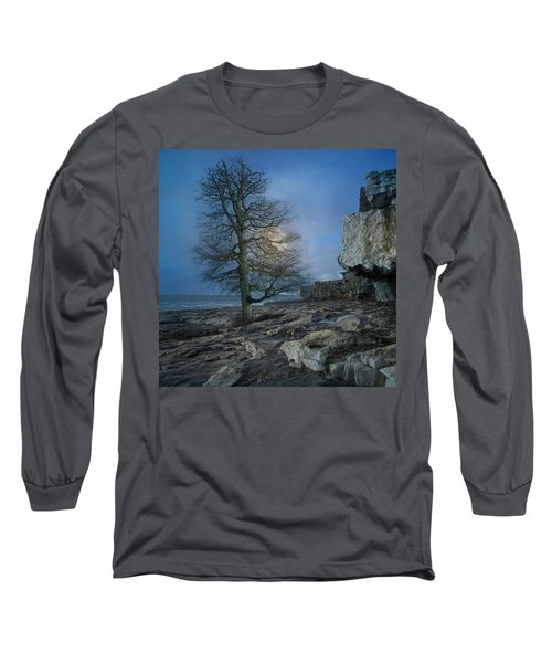 The Tree Of Inis Mor Long Sleeve T-Shirt