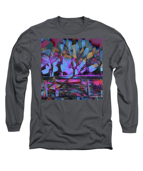 The Tree Of Life Long Sleeve T-Shirt