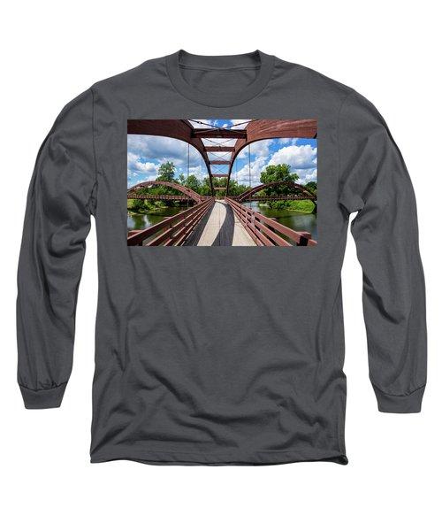 The Tridge  Long Sleeve T-Shirt