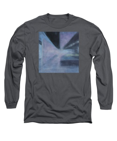 The Ultimate Art Is How To Be A Human Long Sleeve T-Shirt by Min Zou