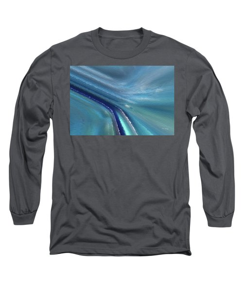 The Ultimate Confession. Romans 10 10 Long Sleeve T-Shirt by Mark Lawrence