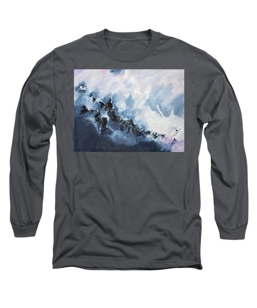 The Universe In Part 1 Long Sleeve T-Shirt