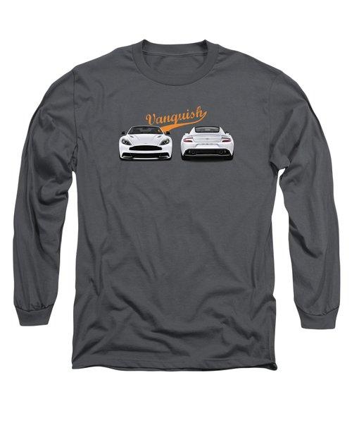 The Vanquish Long Sleeve T-Shirt