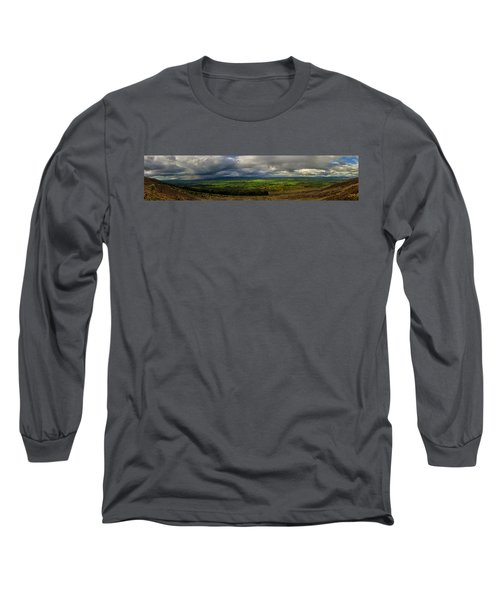 The Vee  Long Sleeve T-Shirt