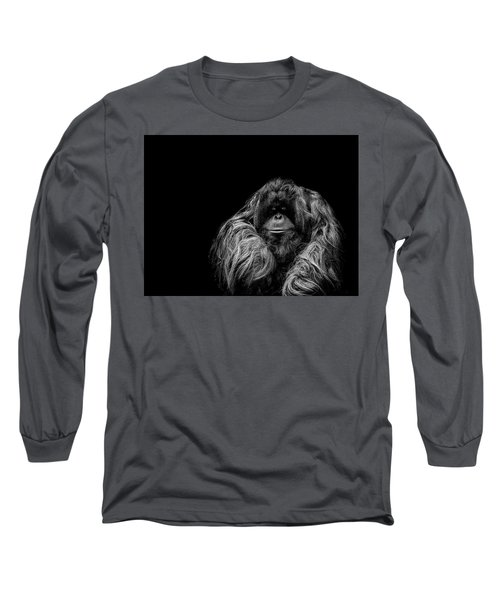The Vigilante Long Sleeve T-Shirt by Paul Neville