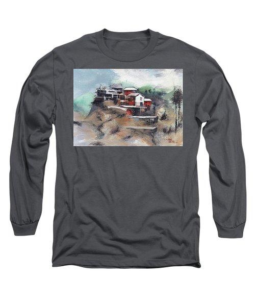 The Village Long Sleeve T-Shirt