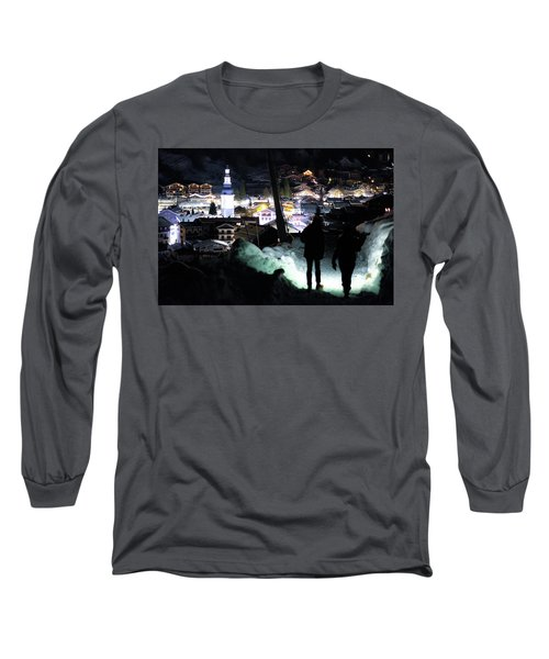 The Walk Into Town- Long Sleeve T-Shirt