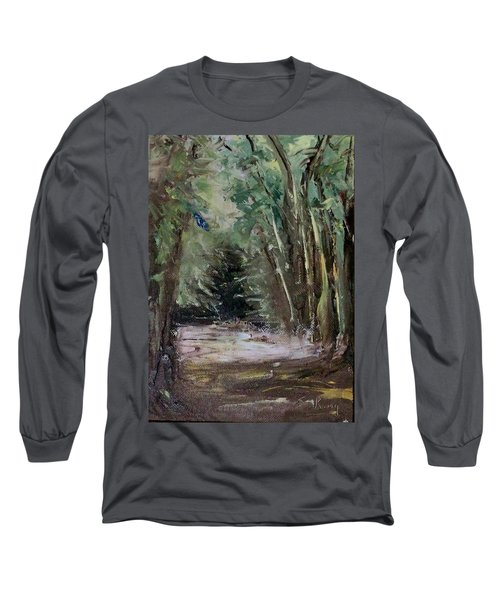 The Walk Long Sleeve T-Shirt
