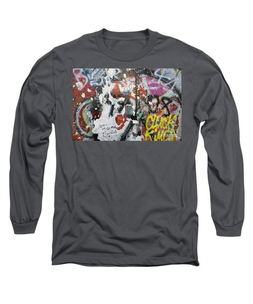 The Wall #11 Long Sleeve T-Shirt