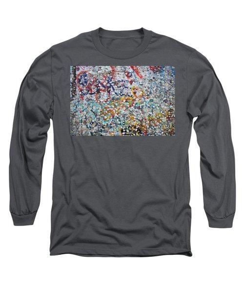 The Wall #2 Long Sleeve T-Shirt