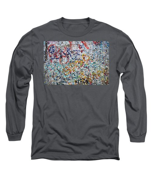 The Wall #2 Long Sleeve T-Shirt