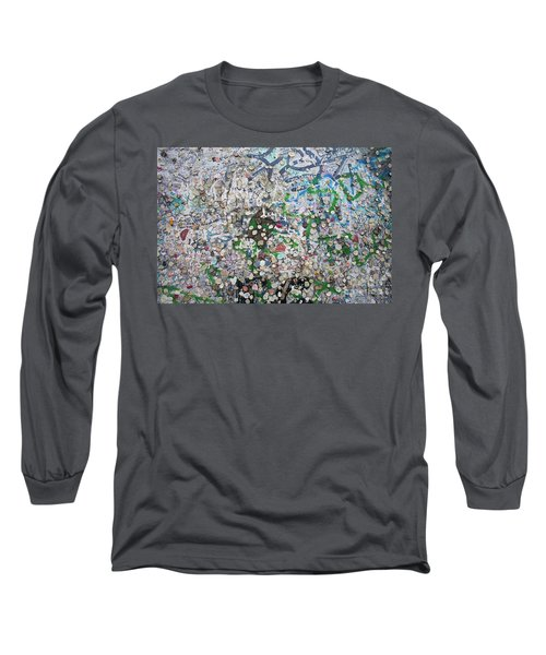 The Wall #3 Long Sleeve T-Shirt
