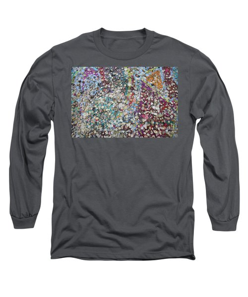 The Wall #4 Long Sleeve T-Shirt
