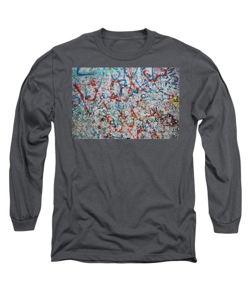 The Wall #7 Long Sleeve T-Shirt
