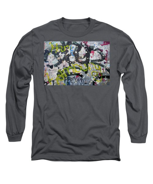 The Wall #9 Long Sleeve T-Shirt