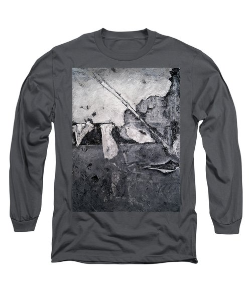 Fractured Long Sleeve T-Shirt