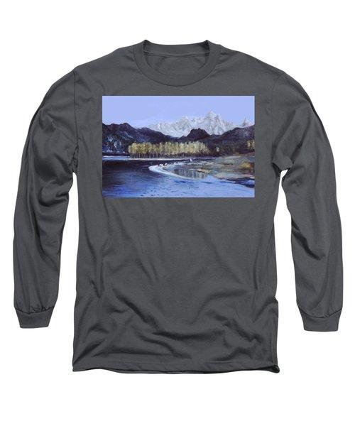 The Wall Long Sleeve T-Shirt