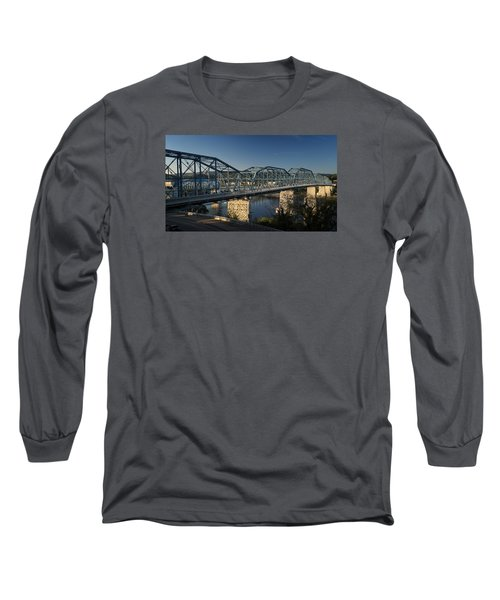The Walnut St. Bridge Long Sleeve T-Shirt
