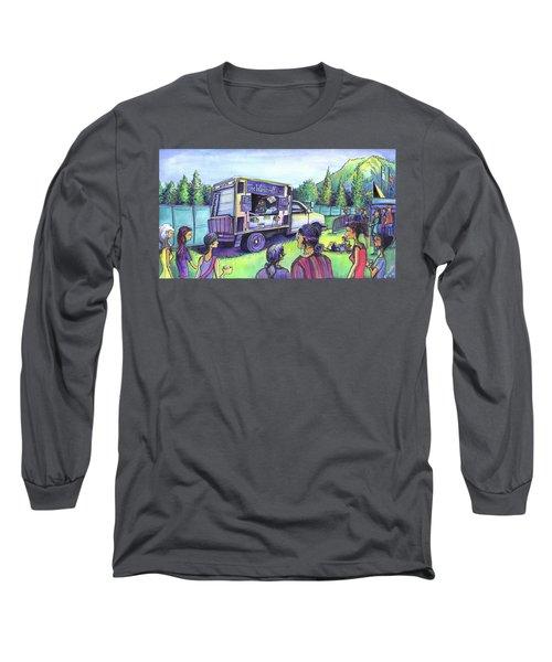 The Wandering Madman Long Sleeve T-Shirt
