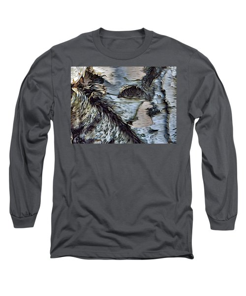 The Watcher In The Wood Long Sleeve T-Shirt