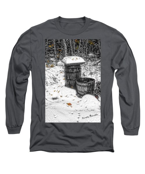 The Water Barrel Long Sleeve T-Shirt