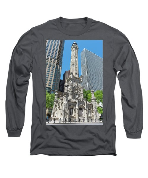 The Water Tower Long Sleeve T-Shirt