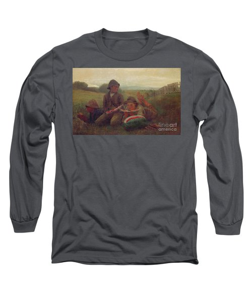 The Watermelon Boys Long Sleeve T-Shirt