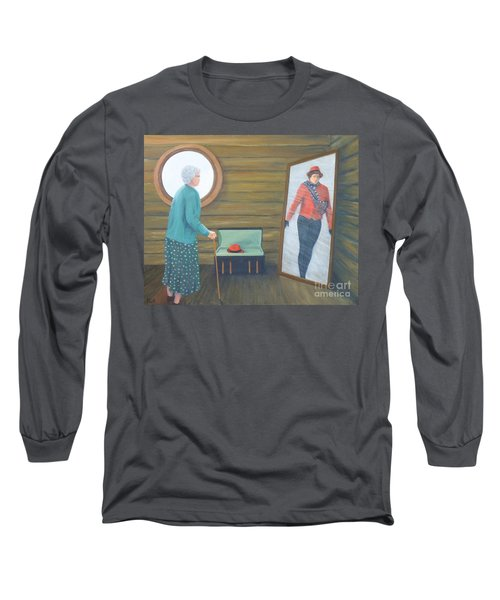 The Way We Were Long Sleeve T-Shirt