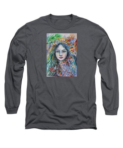 Wealth Of Winter Long Sleeve T-Shirt