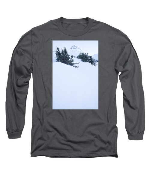 The Wedge In Winter Long Sleeve T-Shirt