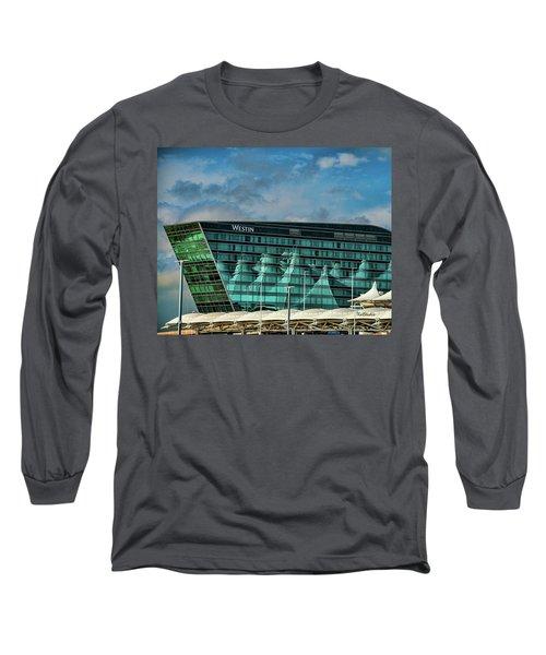The Westin At Denver Internation Airport Long Sleeve T-Shirt