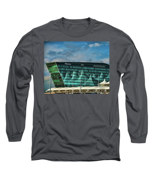 The Westin At Denver Internation Airport Long Sleeve T-Shirt