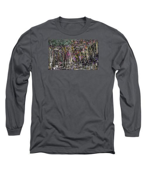 The Whisper Of The Street Long Sleeve T-Shirt