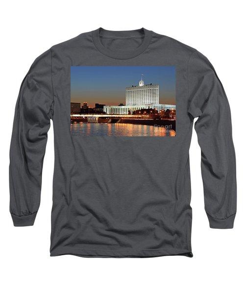 The White House Long Sleeve T-Shirt