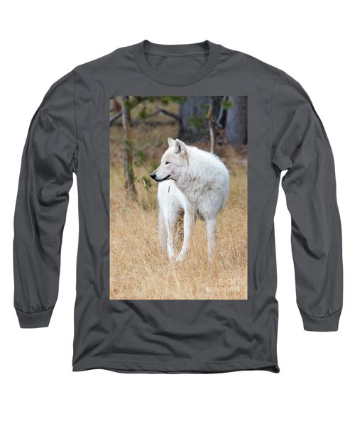 The White Lady Long Sleeve T-Shirt