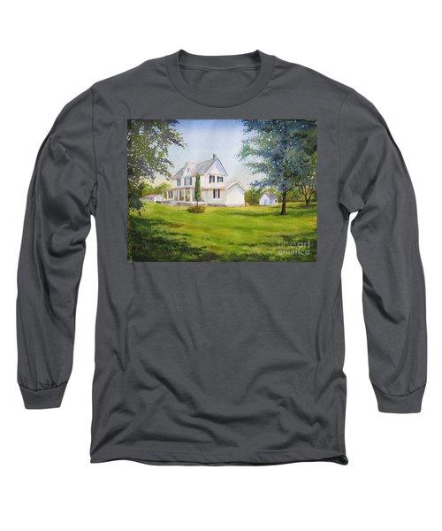 The Whitehouse Long Sleeve T-Shirt