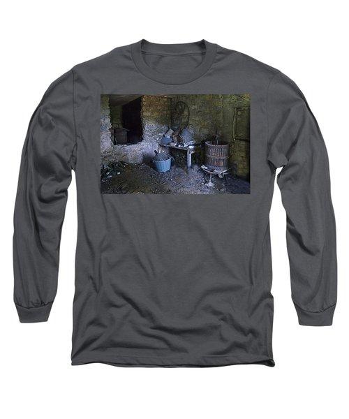 The Wine Cellar Long Sleeve T-Shirt