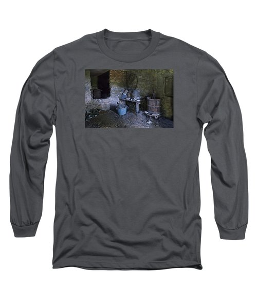The Wine Cellar Long Sleeve T-Shirt