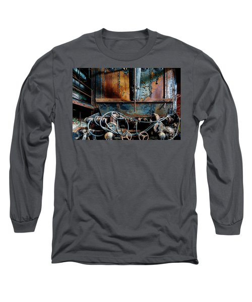 The Wizard's Music Box Long Sleeve T-Shirt