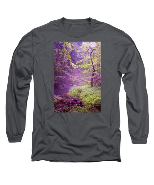 The Wonder Of Nature  Two Long Sleeve T-Shirt by John Stuart Webbstock